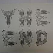 Картины и панно ручной работы. Ярмарка Мастеров - ручная работа The Ehd. Handmade.