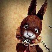 Куклы и игрушки ручной работы. Ярмарка Мастеров - ручная работа Горький шоколад..... Handmade.