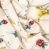Материалы для творчества handmade. Livemaster - original item Viscose dress art. 40.0006. Handmade.