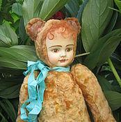 """Куклы и игрушки ручной работы. Ярмарка Мастеров - ручная работа Тедди - долл мишка  """"  Платон """". Handmade."""