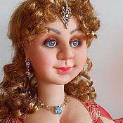 Куклы и игрушки handmade. Livemaster - original item doll JASMINE. Handmade.