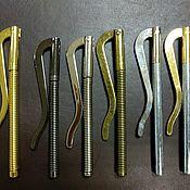 Инструменты ручной работы. Ярмарка Мастеров - ручная работа Зажим для купюр отжимной. Handmade.