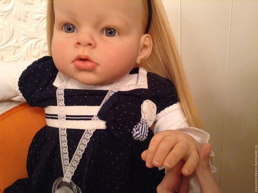 Куклы-младенцы и reborn ручной работы. Ярмарка Мастеров - ручная работа. Купить Кукла реборн Арианна. Handmade. Коллекционная кукла