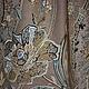"""Платья ручной работы. Заказать Платье """"Очарование осени"""". Ирина. Ярмарка Мастеров. Золотистый, огурцы, маленькое платье"""