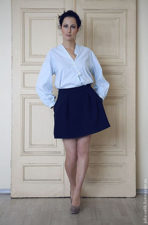 Японская блузка в москве