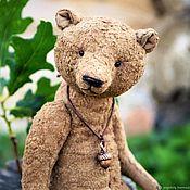 Куклы и игрушки handmade. Livemaster - original item Teddy Bears: Old Acorn.. Handmade.