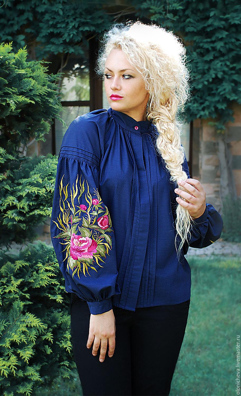 Купить элегантные блузки