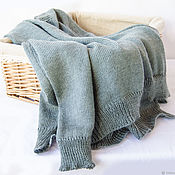 Одежда handmade. Livemaster - original item Oversized knitted jumper with long sleeves. Handmade.
