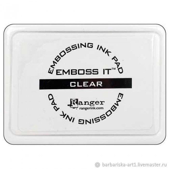 Подушечка для эмбоссинга Emboss It от Ranger, Материалы, Смоленск, Фото №1