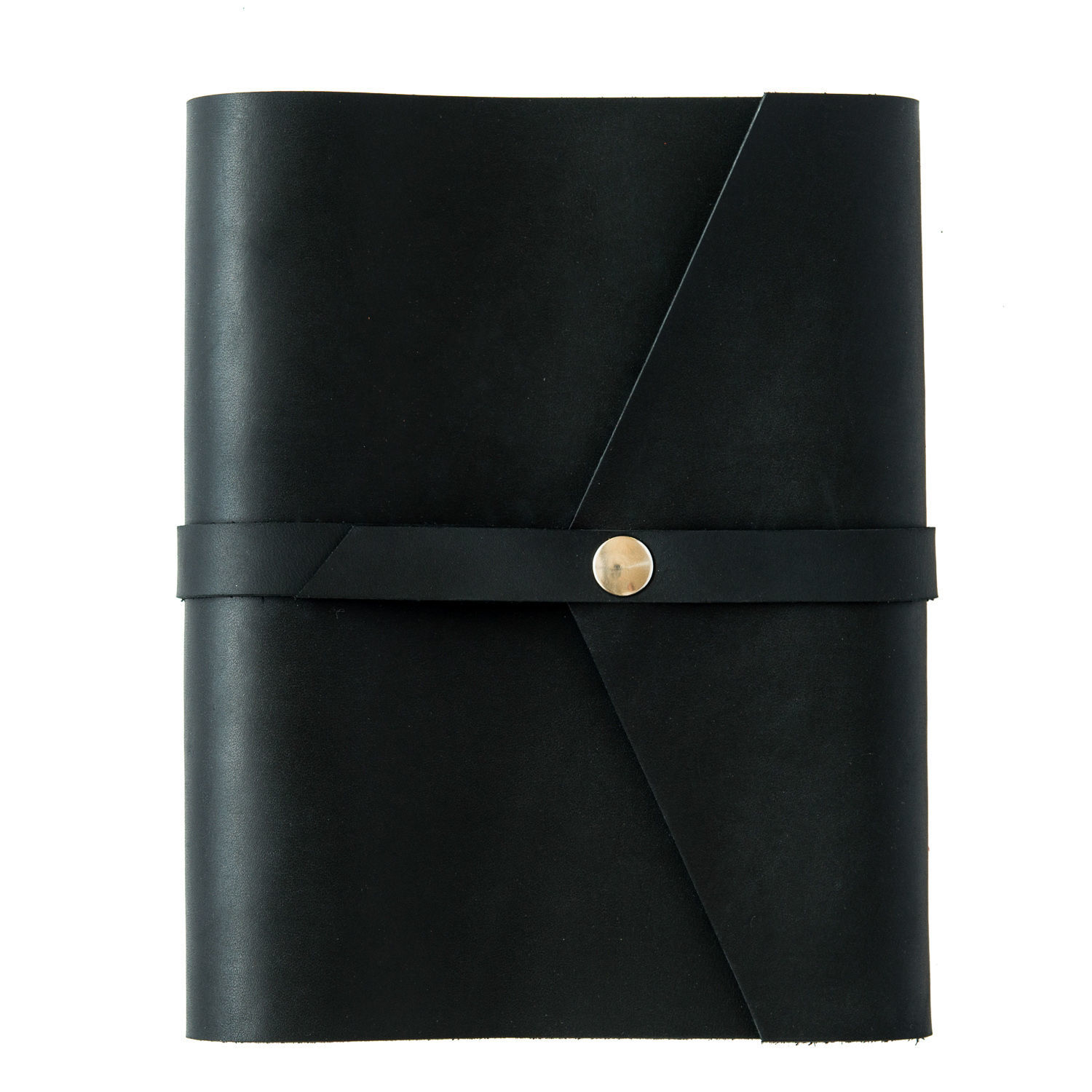 Leather business notebook with rings made of genuine leather Crazy horse, Notebooks, Moscow,  Фото №1