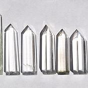 Материалы для творчества handmade. Livemaster - original item Crystals rhinestone transparent quartz. Handmade.