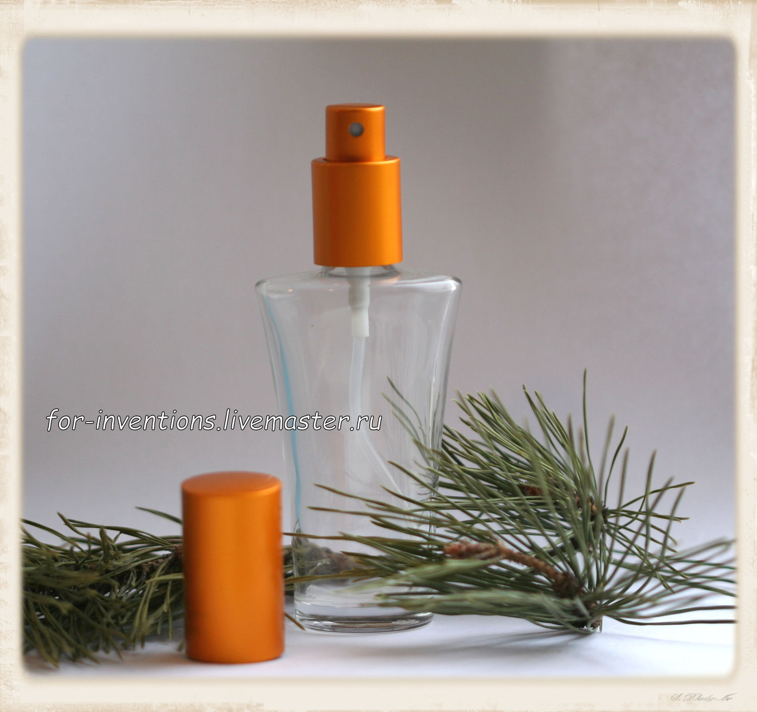 A small perfume bottle 50 ml, Bottles1, Moscow,  Фото №1