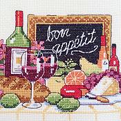 "Картины и панно handmade. Livemaster - original item Painting ""Bon appetit."". Handmade."