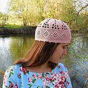 Аксессуары handmade. Livemaster - original item Summer hat №3. Handmade.