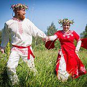 Свадебный салон ручной работы. Ярмарка Мастеров - ручная работа Свадебные платья. Handmade.