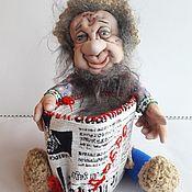 """Куклы и игрушки ручной работы. Ярмарка Мастеров - ручная работа Домовой """"Добро в дом"""". Handmade."""