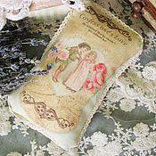 """Сувениры и подарки ручной работы. Ярмарка Мастеров - ручная работа Ароматное саше """" Confess one""""s love"""". Handmade."""