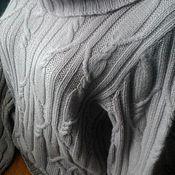 """Одежда ручной работы. Ярмарка Мастеров - ручная работа Женский свитер """"Аранчик"""". Handmade."""