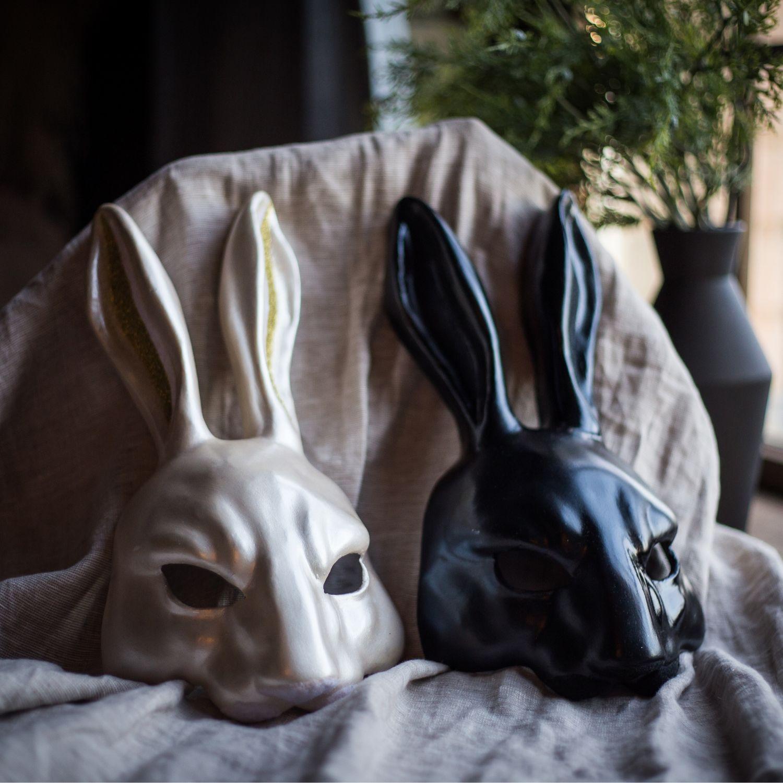 Карнавальная маска Rabbit (кролик), Маски персонажей, Санкт-Петербург,  Фото №1