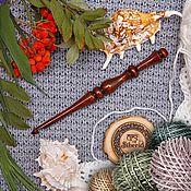 Материалы для творчества handmade. Livemaster - original item Crochet hook 6#34. Handmade.