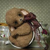 Куклы и игрушки ручной работы. Ярмарка Мастеров - ручная работа Зайка тедди. Обыкновенное волшебство. Handmade.