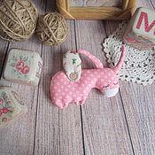 Куклы и игрушки ручной работы. Ярмарка Мастеров - ручная работа ослики-летяги. Handmade.