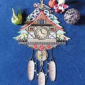 Картины и панно handmade. Livemaster - original item Lace decorative panel