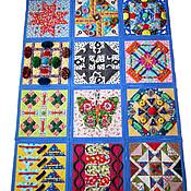 Куклы и игрушки ручной работы. Ярмарка Мастеров - ручная работа Массажный коврик развивающий коврик -Трансформер на 12 секторов. Handmade.