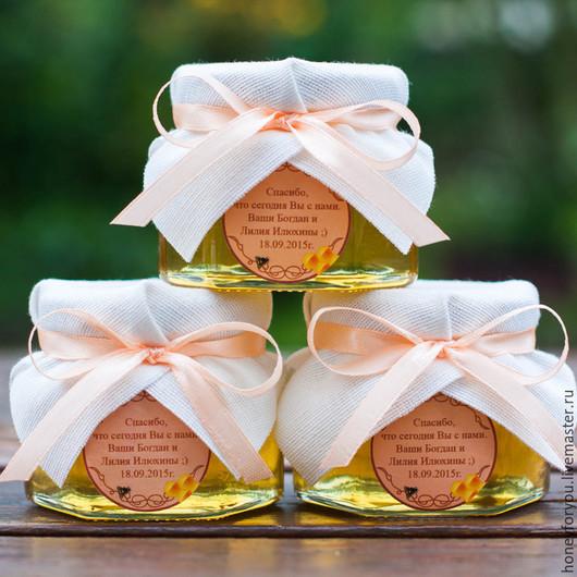 Медовые бонбоньерки