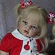 Куклы-младенцы и reborn ручной работы. кукла реборн Ариша. Шумакова Вера. Интернет-магазин Ярмарка Мастеров. Ариана, синтепух