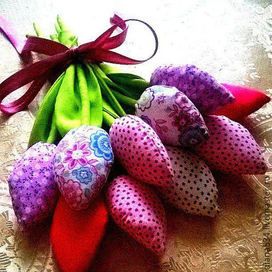 Куклы Тильды ручной работы. Ярмарка Мастеров - ручная работа. Купить Тюльпан.. Handmade. Комбинированный, подарок женщине, букет в подарок