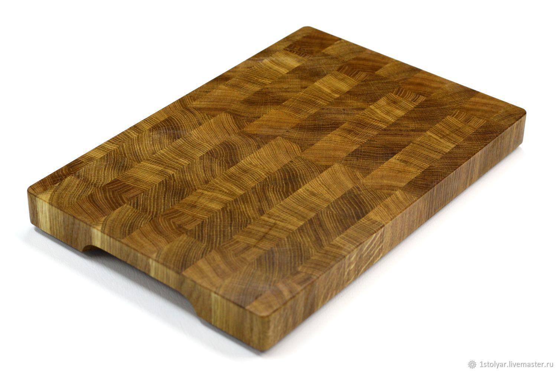 End cutting Board №120, Cutting Boards, Orekhovo-Zuyevo,  Фото №1