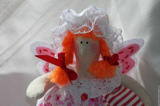 Куклы Тильды ручной работы. Ярмарка Мастеров - ручная работа. Купить Фея розовых снов. Handmade. Розовый, фея снов