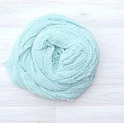 Работы для детей, handmade. Livemaster - original item a gauze wrapping for the photo shoot of newborns. Handmade.