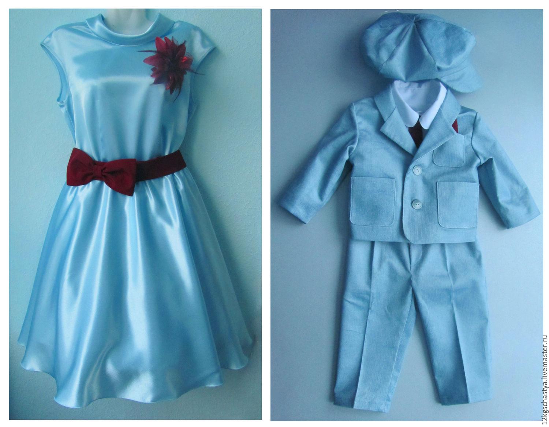 Платья для мам и мальчиков