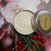 handmade. Livemaster - original item Creams: WINTER PEPTIDE NIGHT CREAM FOR FACE