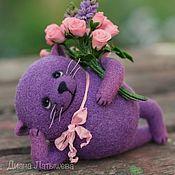 Куклы и игрушки handmade. Livemaster - original item Waiting for your favorite)). Handmade.