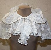 Одежда handmade. Livemaster - original item Chiffon wedding drape. Handmade.