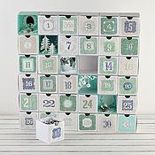 Канцелярские товары handmade. Livemaster - original item advent calendar. Handmade.