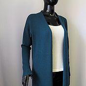 Одежда handmade. Livemaster - original item Cardigan Merino. Handmade.