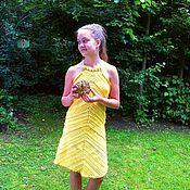"""Одежда ручной работы. Ярмарка Мастеров - ручная работа Летнее платье-сарафан """"Феи живут среди нас"""". Handmade."""