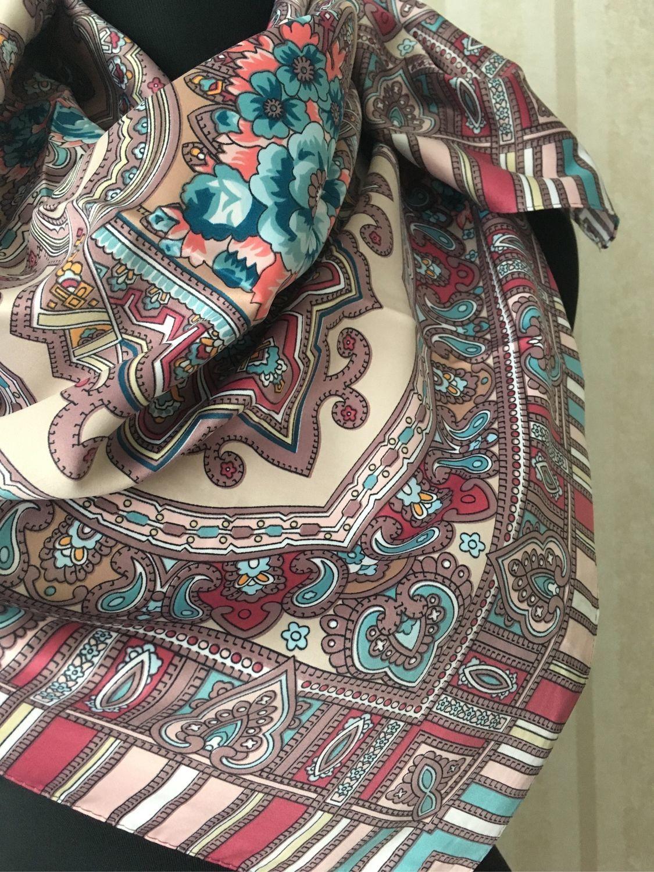 0f804f4e7041 Купить Винтаж  Шелковый платок Винтажная одежда и аксессуары. Винтаж   Шелковый платок Etro. Олеся. Интернет-магазин Винтажная ...