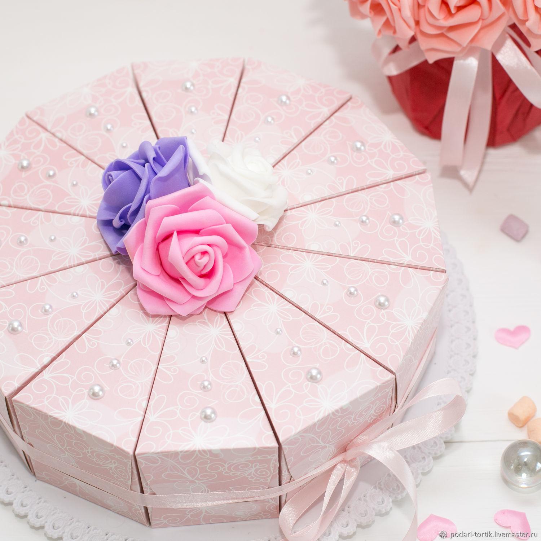 бумажный торт для поздравлений этом плане знаменитая