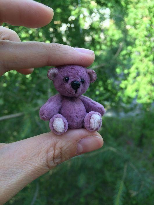Мишки Тедди ручной работы. Ярмарка Мастеров - ручная работа. Купить Мини-Мишки 4,5 см. Handmade. Миник