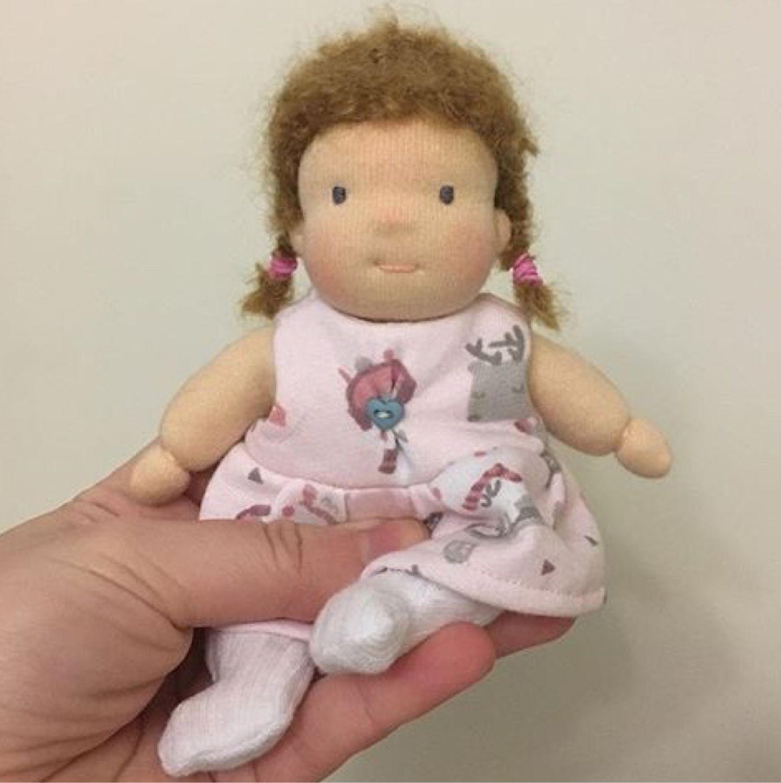 Вальдорфская кукла, Вальдорфская игрушка, Люберцы, Фото №1