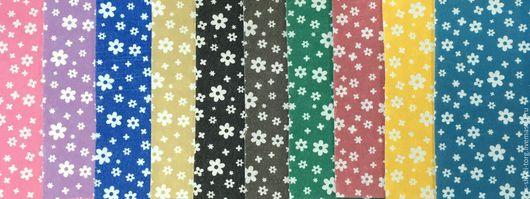Фетр 1мм А4 мягкий Цвет и рисунок просьба указывать слева-направо
