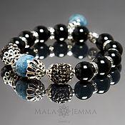 Украшения handmade. Livemaster - original item Blue coral bracelet. Handmade.
