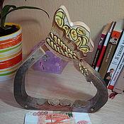 """Копилки ручной работы. Ярмарка Мастеров - ручная работа Копилки: """"Денежный мешок"""". Handmade."""