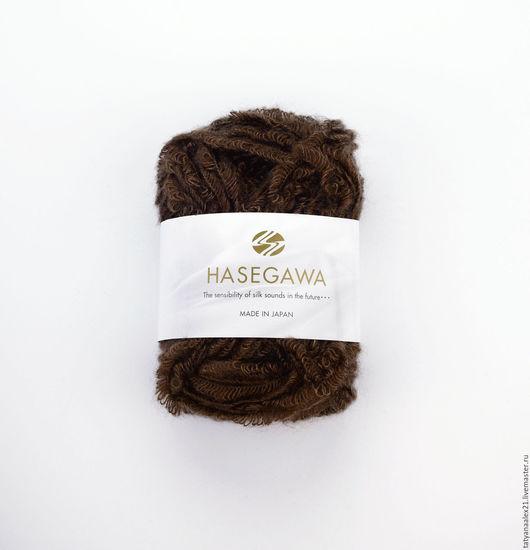 Вязание ручной работы. Ярмарка Мастеров - ручная работа. Купить Пряжа Hasegawa Seika - Spiral № 10. Handmade.