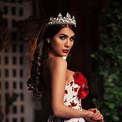 Украшения handmade. Livemaster - original item The crown / tiara